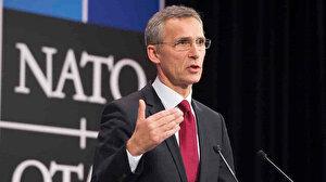 NATO Genel Sekreteri Stoltenberg'ten Dışişleri Bakanı Çavuşoğlu'na taziye telefonu