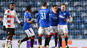 Celtic puan kaybetti Rangers 9 yıl sonra şampiyonluğunu ilan etti
