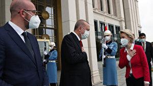 Almanlar koltuk krizini yazdı: Türkiye'nin suçu yok AB içinde güç savaşı var
