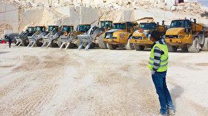 Yerel kalkınmaya maden desteği