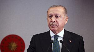 Cumhurbaşkanı Erdoğan: Kanal İstanbul'un Montrö ile alakası yok