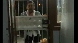 Adana Valiliğinden tepki çeken kadına şiddet görüntülerine ilişkin açıklama: Şiddet uygulayan koca tutuklandı