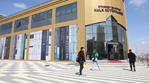 Ankara'nın en modern kütüphaneleri arasında yer alıyor: Etimesgut Belediyesi Halk Kütüphanesi