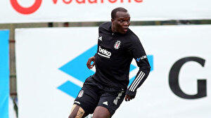 Aboubakar geri döndü