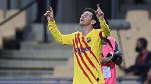 Messi şov yaptı, Barça kupayı kaldırdı (ÖZET)