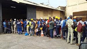 AlbayrakGrubu Gine halkını bu ramazanda da unutmadı: 3 bin personele gıda yardımı yapıldı