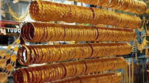 Kapalıçarşı'da altının gramı 462 lira oldu