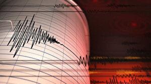 Muğla'nın Datça ilçesinde bir deprem daha