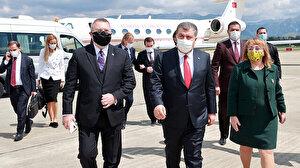 Bakan Koca: Türkiye sağlık sistemini Arnavutluk'a aktarmak için büyük görev üstlenecek