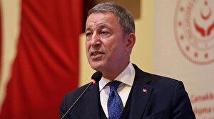 Milli Savunma Bakanı Hulusi Akar'dan CHP Grup Başkanvekili Engin Altay'ın sözlerine tepki: Türk Silahlı Kuvvetleri milletinin emrinde