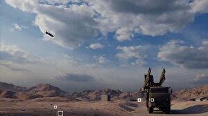 Rusya'ya animasyonlu misilleme: Roketsan'dan tam isabet
