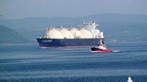 LNG'de atağa kalktık: Cezayir'den yola çıkan gemisi yarın Türkiye'ye ulaşacak