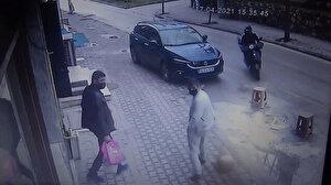 HES kodu sorgusunda 'riskli' çıktı: Otelden kaçan şahıs polisten kaçamadı