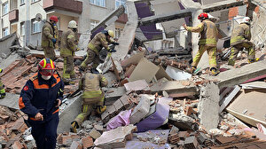Zeytinburnu'nda çöken 5 katlı Hilal Apartmanı'nın yapı ruhsatı yokmuş