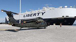 ABD Yunanistan'a silah yığıyor