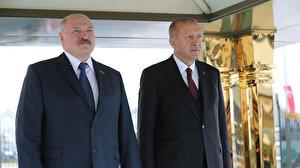 Cumhurbaşkanı Erdoğan Belarus Cumhurbaşkanı Lukaşenko ile telefonda görüştü