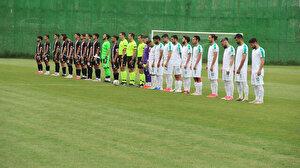 Elazığspor 7-5 yenilerek 2. Lig'e veda etti