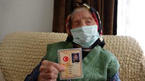 O Trabzon'un en yaşlı annesi 106 yaşında: Ayşe Teyze'nin sırrı yöresel ve az yemek