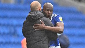 Sol Bamba kanseri yenip maça çıktı