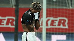 Beşiktaş'ın yıldızı maç sonu hüngür hüngür ağladı