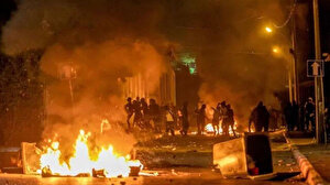 İsrail'in Lid kentinde gece sokağa çıkma yasağı ilan edildi