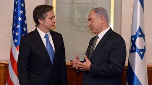 Netanyahu İsrail'e destekleri dolayısıyla ABD'ye teşekkür etti