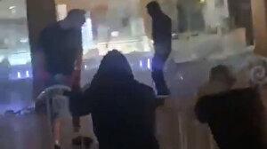 İsrail'de Yahudiler Arapların dükkanlarına saldırdı
