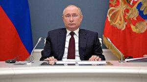 Rusya Devlet Başkanı Putin ve BM Genel Sekreteri Guterres Filistin meselesini görüştü