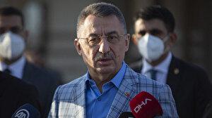 Cumhurbaşkanı Yardımcısı Fuat Oktay: Bu zulüm son bulacak