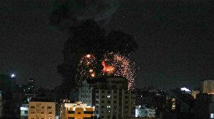 İşgalci İsrail'in Gazze'ye düzenlediği saldırılarda 6 Filistinli daha şehit oldu
