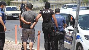 Antalya'da kısıtlamayı ihlal etti: 'Savcı akrabam var' diyerek polisin üzerine yürüdü
