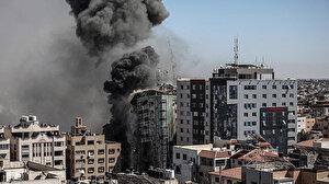 İşgalci İsrail güçleri basın mensuplarına 10 dakika bile izin vermedi
