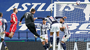 Liverpool kalecisi Alisson Becker'den sosyal medyayı sallayan gol