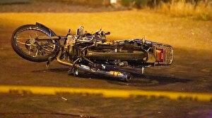 Hatay'da motosiklet ile minibüs çarpıştı: 1 ölü, 1 yaralı
