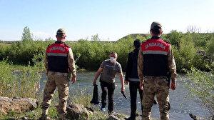 Van'da üreme döneminde kaçak avlanan bir ton inci kefali ele geçirildi