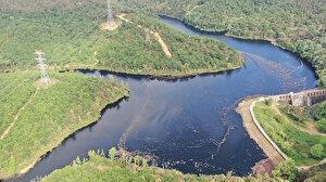 İstanbul'un barajlarındaki doluluk oranında son durum: Elmalı Barajı'nda su seviyesi rekor seviyede