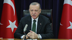 Cumhurbaşkanı Erdoğan ile Papa Fransuva bir telefon görüşmesi gerçekleştirdi