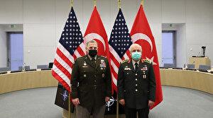 Genelkurmay Başkanı Orgeneral Güler ABD'li mevkidaşı Milley ile görüştü