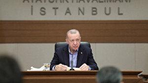 Cumhurbaşkanı Erdoğan: PKK/YPG'den hastaneye saldırının hesabını soracağız