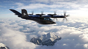 Elektrikli uçan taksi üreticisine dev yatırım: Microsoft, American Airlines ve Rolls-Royce'tan destek