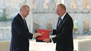 Erdoğan ve Aliyev'in imzaladığı Şuşa Beyannamesi'nin detayları