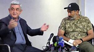 Ermenistan'ın eski Cumhurbaşkanı Sarkisyan: 1064 Ermeni askeri hala kayıp