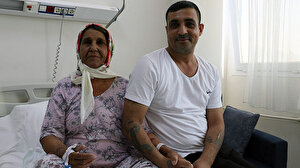 On çocuğuyla da kan ve dokusu uyuşmadı: Damadından yapılan nakille hayata tutundu