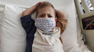 6 aylık bebeğin böbrekleri 2 yıldır diyalize bağlı yaşayan 6 yaşındaki çocuğa nakledildi