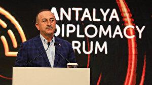 Dışişleri Bakanı Çavuşoğlu'ndan komşulara mesaj: Provokasyonlardan vazgeçin