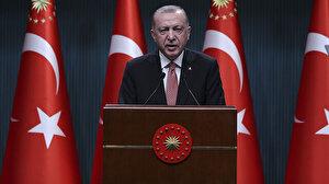 Cumhurbaşkanı Erdoğan açıkladı: 1 Temmuz itibariyle sokağa çıkma kısıtlaması kalkıyor
