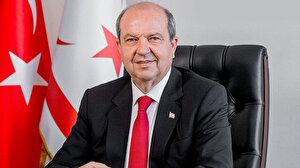 KKTC Cumhurbaşkanı Tatar'dan Türkiye'ye yerli aşı TURKOVAC tebriği