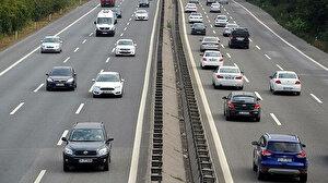 TÜİK açıkladı: Trafiğe kaydı yapılan araç sayısı azaldı