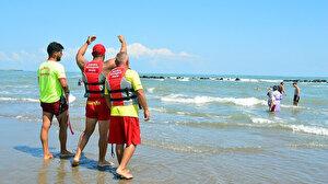 Dört günlük Kurban Bayramı tatilinde 83 kişi boğulmaktan kurtarıldı