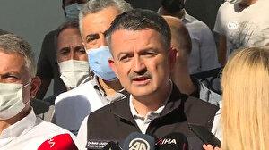Bakan Bekir Pakdemirli: Manavgat'taki yangınla ilgili kundaklama şüphesi araştırılıyor